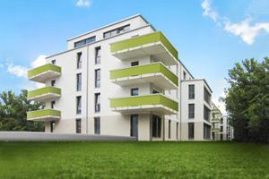 """Mitten im Herzen von Köpenick in grüner Umgebung und zentraler Lage entsteht der neue """"Wohnpark am Wuhle-Ufer"""""""