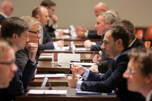 In Vier-Augen-Gesprächen konnten die Teilnehmer in kurzer Zeit erkennen, ob ein potenzieller Geschäftspartner gegenüber sitzt oder nicht