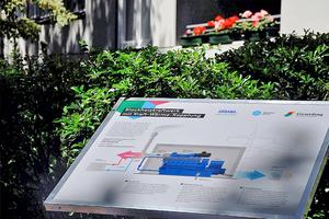 """Zusammen mit der Gewobag Wohnungsbau-Aktiengesellschaft Berlin rief die Urbana das Projekt """"Spandauer Damm 51"""" ins Leben"""
