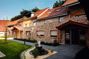 Die Seniorenwohnanlage wurde als KfW-40-Haus geplant und gebaut<br />