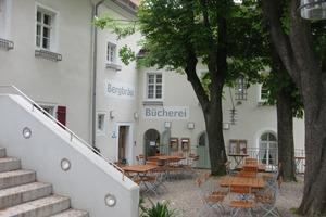Ein ehemaliges Brauereigebäude in Arzberg/Bayern wird jetzt für kulturelle Zwecke genutzt<br />