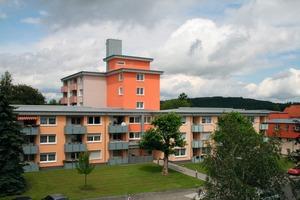 Brillante Fassadenflächen: Die High-Tech-Farben mit der Nano-Quarz-Gitter-Technologie