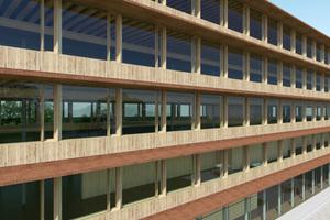 Der hohe Vorfertigungsgrad der Wand-, Boden- und Fensterelemente garantiert eine kurze Bauzeit in gleichbleibend hohen Qualitäten
