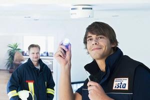 Der Energiedienstleister ista bietet einen Rauchwarnmelderservice an, der sowohl die Montage als auch eine jährliche Wartung nach DIN 14676 enthält