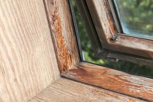 Nach über 30 Jahren waren die ursprünglichen Dachfenster sanierungsbedürftig