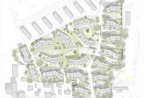 Städtebauliche Maßnahme mit Vorbildcharakter: die Siedlung am Buchheimer Weg in Köln-Ostheim<br />