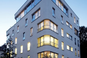 Kategorie Neubau Mehrfamilienhäuser: Preisträger München Seitzstraße<br />
