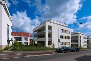 Das Stuttgarter Siedlungswerk, Wohnungs- und Städtebau GmbH, hat auf dem Gelände des ehemaligen Feuerbacher Krankenhauses ein sozial gemischtes und urbanes Wohnquartier errichtet, mit einem breiten Spektrum unterschiedlicher Wohn- und Begegnungsformen