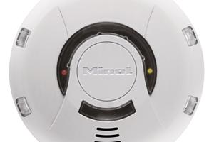Funk-Rauchwarnmelder lassen sich aus der Ferne inspizieren und sparen den jährlichen Prüftermin vor Ort in der Wohnung
