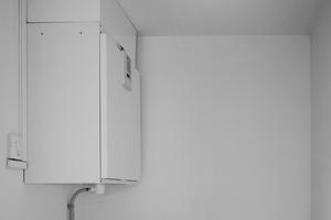 Die Geräte wurden in den Hauswirtschaftsräumen installiert