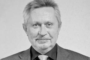"""Andreas Adolf, ehemaliger Geschäftsführer der Wohnungsbaugesellschaft der Stadt Arnstadt: """"Das Unternehmen ist dem sozialen Anspruch einer ständig größer werdenden Interessentengruppe gefolgt"""""""