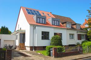 Energetisch modernisierter Altbau in Hannover-Vahrenwald