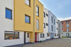 Neues Wohnviertel für Studenten, Familien und Senioren