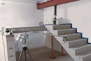 Trittschallmessungen bei massiven Treppen nach DIN 7396 dienen als Grundlage des Schallschutznachweis nach DIN 4109
