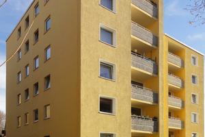 Zahlreiche Modernisierungsmaßnahmen haben Wohnwert und Komfort der Häuser deutlich gesteigert