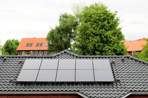 Mit der Abtaufunktion erzeugt 2Power auch im Winter solare Energie