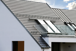 """Die Fenster im Neubau """"Öhlmühle"""" haben bereits bei Zweifachverglasung einen Uw-Wert von 1,1 W/m²K"""