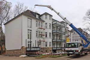 """Im Rahmen der """"InnovationCity Ruhr"""" werden im Eltingviertel mehrere tausend Wohnungen grundlegend instandgesetzt und energetisch modernisiert"""