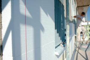 Eine Fassadendämmung auf der Basis von <br />Polystyrol sorgt für einen wirtschaftlichen <br />und zugleich leistungsfähigen Wärmeschutz<br />