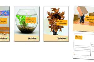 Corporate Design: Von Geschäftsdrucksachen bis Umzugspostkarten