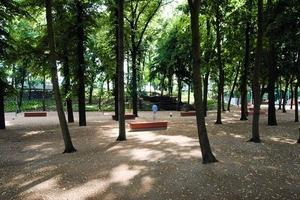 """links: 1. Preis für den ULAP-Park, Berlin, rechts: 1. Preis für """"Der Zauber des Schwarzen Berges"""", Carl-Alexander-Park I, Baesweiler<br />"""