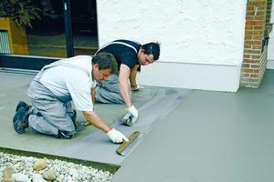 Mit flüssig zu verarbeitenden Materialien lässt sich ein hohes Maß an langfristiger Funktionssicherheit gewährleisten