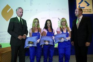 Auf der BAU 2009 in München sollen die ersten Gütesiegelvergeben werden