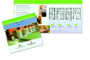 Das WohnBau Design: Früher uneinheitlich, unspezifisch...