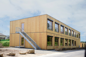 """Mit dem Egger """"Konzepthaus""""-Modul hat das Architekturbüro FAI..."""