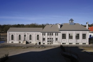 Für die Sanierung und den Umbau einer Maschinenhalle zum Bürogebäude in Augsburg erhielt Architekt Paulus Eckerle den ersten Preis<br />