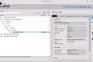 Projekt Portfolio Datenstruktur: Die PPDS dient der Verwaltung von Bewertungsobjekten und der Erzeugung von projektübergreifenden Auswertungen