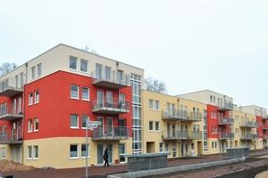 <strong>Kaiserhöfe Köln:</strong> öffentlich geförderter Block A<br />