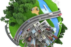 """""""B-Grundstücke"""" sind günstiger, weil stark befahrene Straßen oder Bahnlinien den erfolgreichen Vertrieb schwierig machen. Eine Lösung ist auch hier die Wohnraumlüftung: Da die Fenster zur Lüftung nicht geöffnet werden müssen, trägt sie zum Lärmschutz bei und die Lebensqualität steigt"""