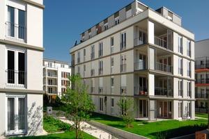 Wohnungsbau in städtischen Strukturen rechnet sich für Investoren, wenn hochwertiger Innenausbauzügig und kostengünstig zur sicheren Vermarktung führt<br />