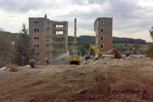 Es muss abgewägt werden, wann eine Sanierung oder ein Abriss vorgenommen wird<br />