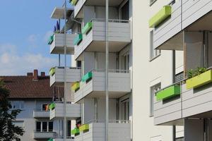 Gebäude in Karlsruhe<br />