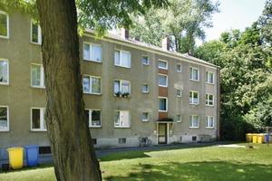 Von der 1960er-Tristesse ist nichts geblieben. Aus Häusern, die zunehmend von Leerstand betroffen waren, wurde wieder ein nachgefragtes Quartier