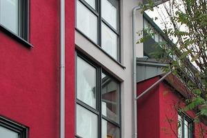 Der Komplex an der Friedrich-Breuer-Straße umfasst 17 Wohnungen und drei Gewerbeeinheiten<br />