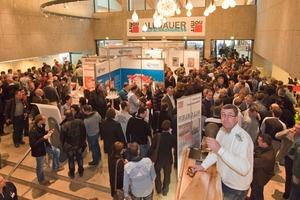 Der 10. Baufachkongress im Allgäu war mit rund 3000 Teilnehmern gut besucht