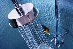 Legionellen werden durch das Einatmen von Duschnebel übertragen