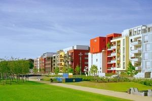 Das Quartier Central in Düsseldorf wurde mit dem DGNB Siegel ausgezeichnet<br />