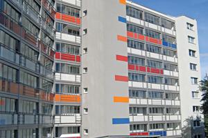 Balkone bedeuten in eng bebauten Städten einen immer selbstverständlicher werdenden Luxus