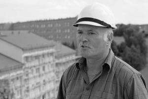 Lutz Schröder, geschäftsführendes Vorstandsmitglied der Wohnungsgenossenschaft Frankenberg/Sachsen eG<br />