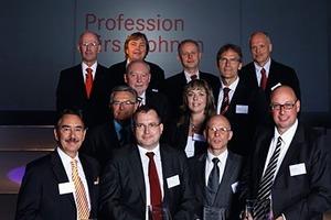 Jury und Preisträger des Zukunftspreises 2009