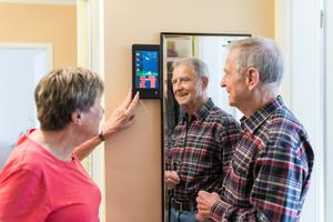 Der digitale WohnungsManager bietet zahlreiche Services für die Mieter