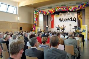 Stadtteilzentrum in Sonneberg: Die multifunktionale Halle eröffnet ein großes Nutzungsspektrum – neben kulturellen Veranstaltungen finden hier auch Breitensport und Gottesdienste statt <br />