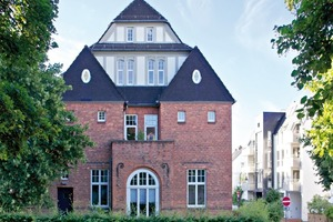 Urbanes Glanzlicht am Brommyplatz – ArchitektHanns Martin Kahrs, Bremen<br /><br />