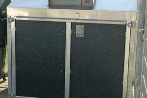 Die Schleusensteuerung kann auch für die Umrüstung bestehender Kauf-Müllschleusen eingesetzt werden<br />