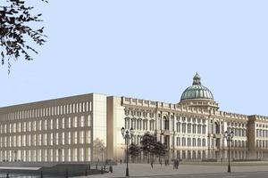 Ansicht vom Berliner Dom