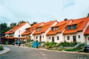 Neubau einer Reihenhaussiedlung in Lommatzsch